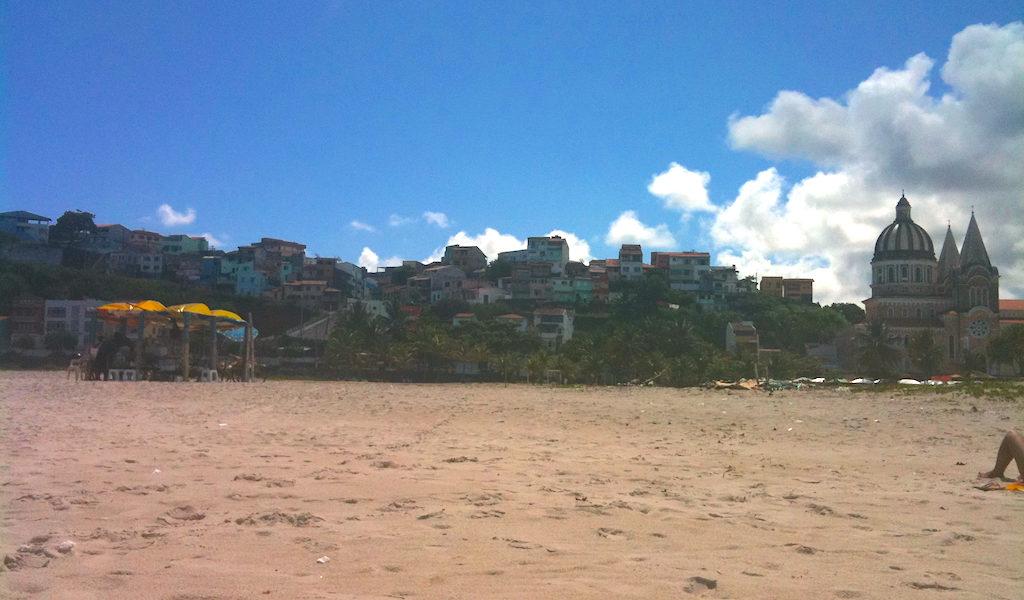 Ilheus in Brasile