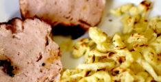 Fleischkaese e knöpfli (foto)