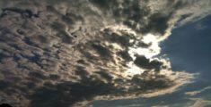 Cielo nuvoloso (foto)