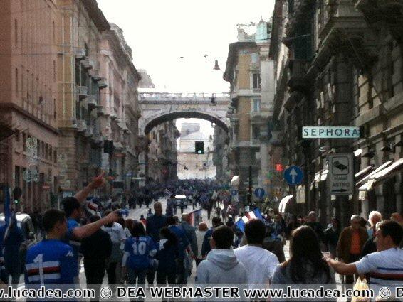 Sampdoria-Napoli 2009/2010