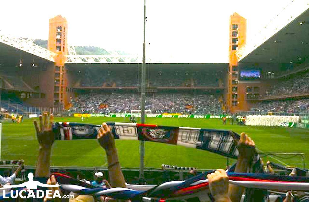 sampdoria-livorno 2009-2010