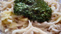 Trofie al pesto alla genovese: il piatto tipico ligure