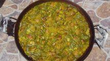 Paella valenciana (foto)
