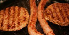 Hamburger e luganega (foto)