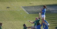 Italia-Irlanda di Rugby (foto)