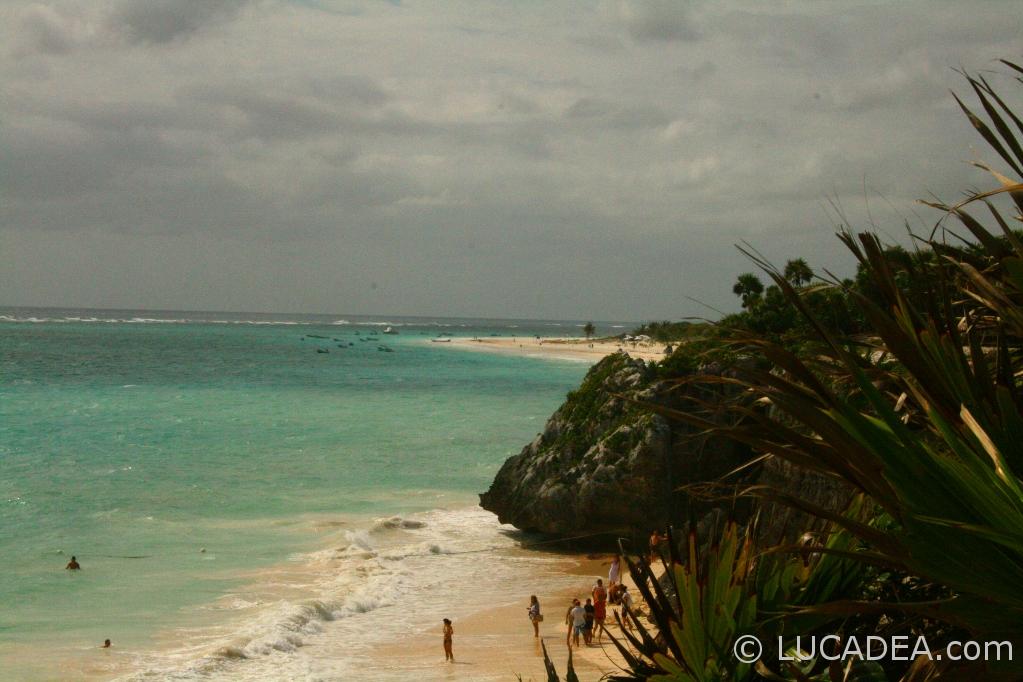 Spiagge da sogno: Playa Paraiso a Tulum in Messico