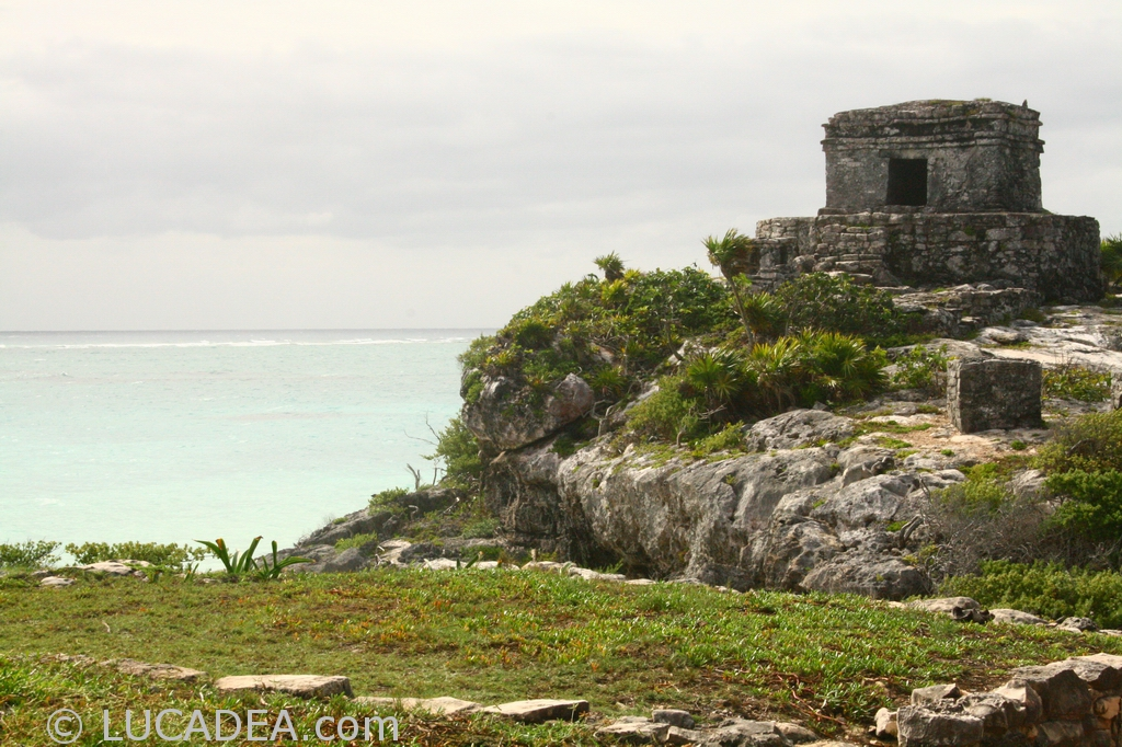 Tulum, le incredibili rovine maya in Messico (foto)