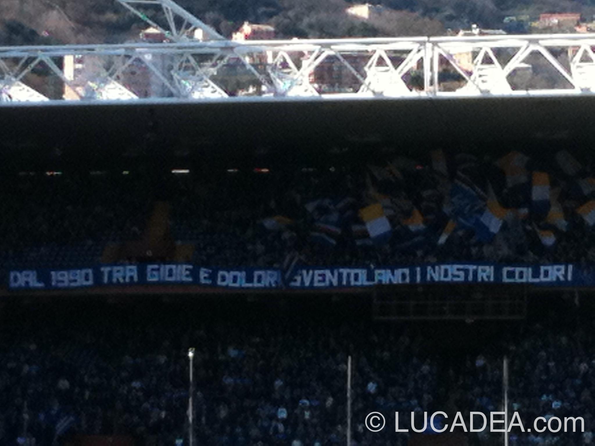 Sampdoria-Parma 2010/2011