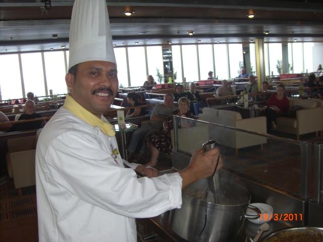 Chef Alu