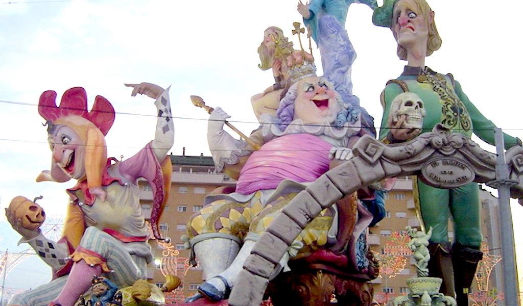 carnevale di valencia