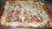 Lasagne al forno alla bolognese, la ricetta