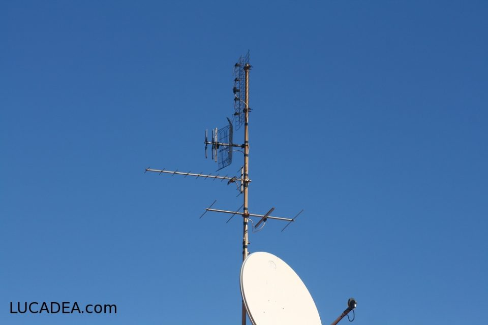 antenne digitale tv