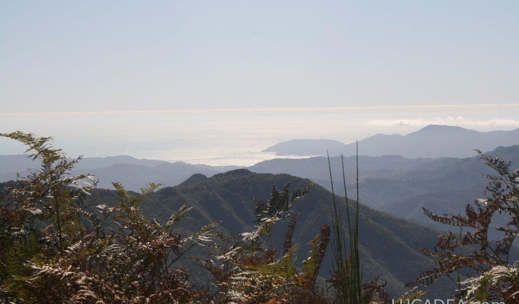 Monterosso da molta distanza