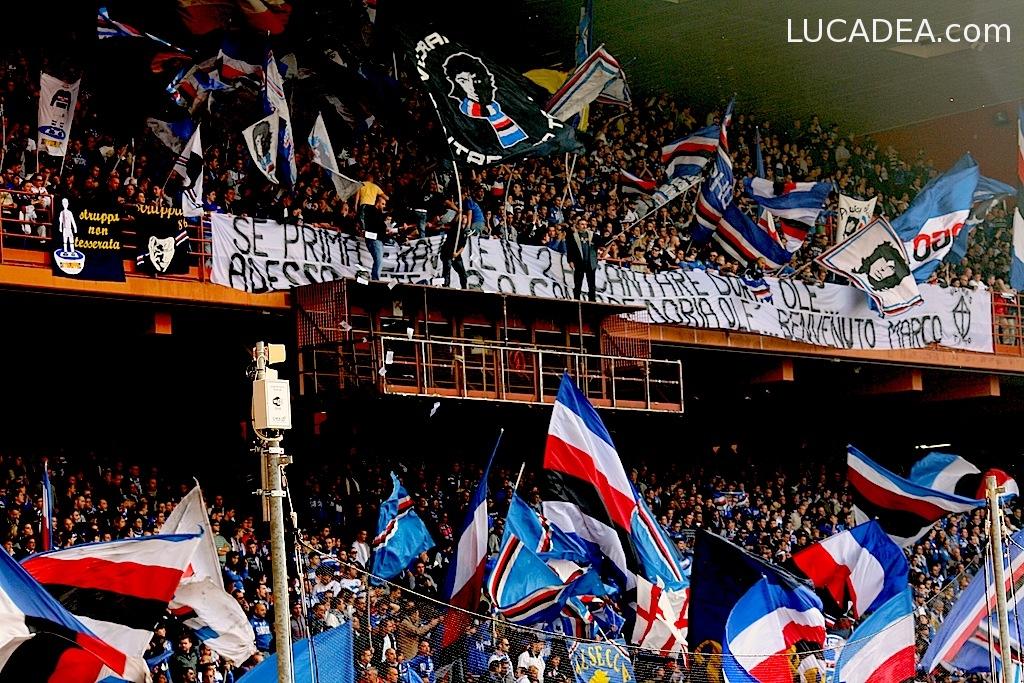 Sampdoria-Crotone 2011/2012