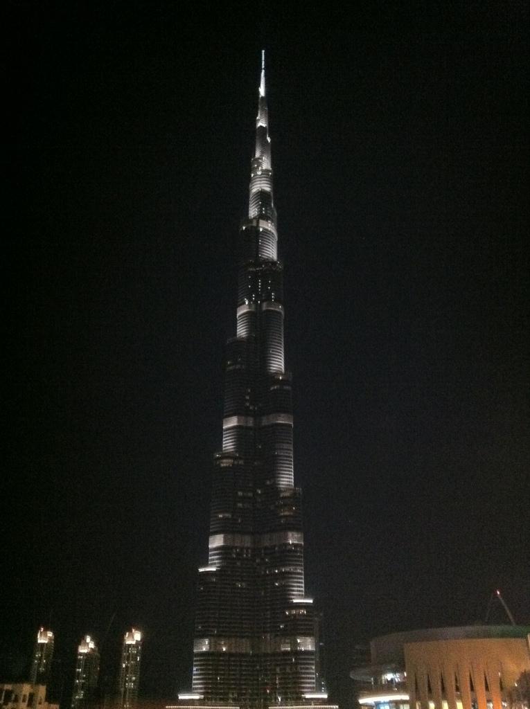 Burj Khalifa (foto)