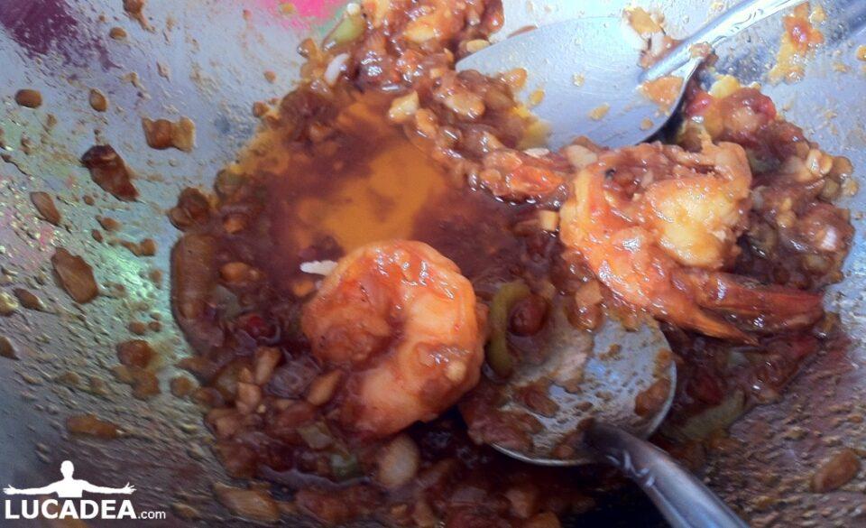 gamberetti sambal
