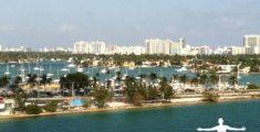 Miami vista dalla nave