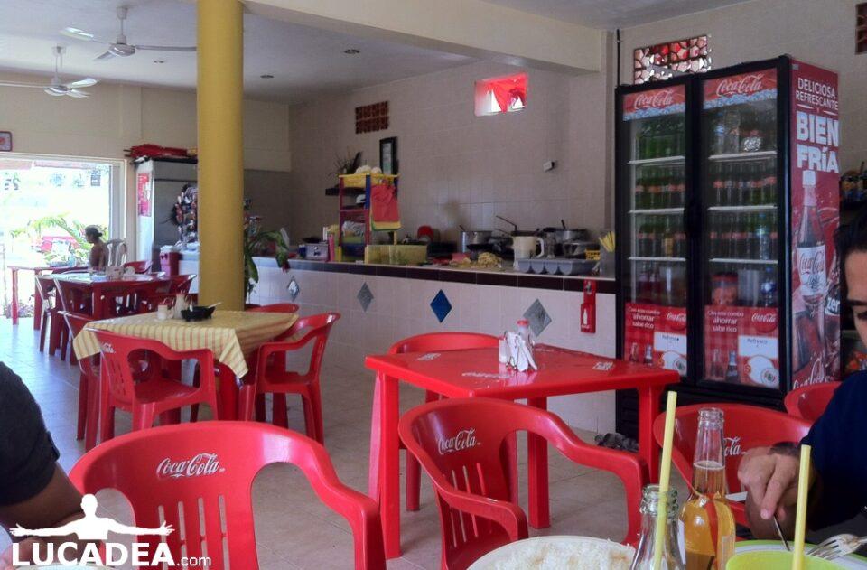 ristorante filippino in messico