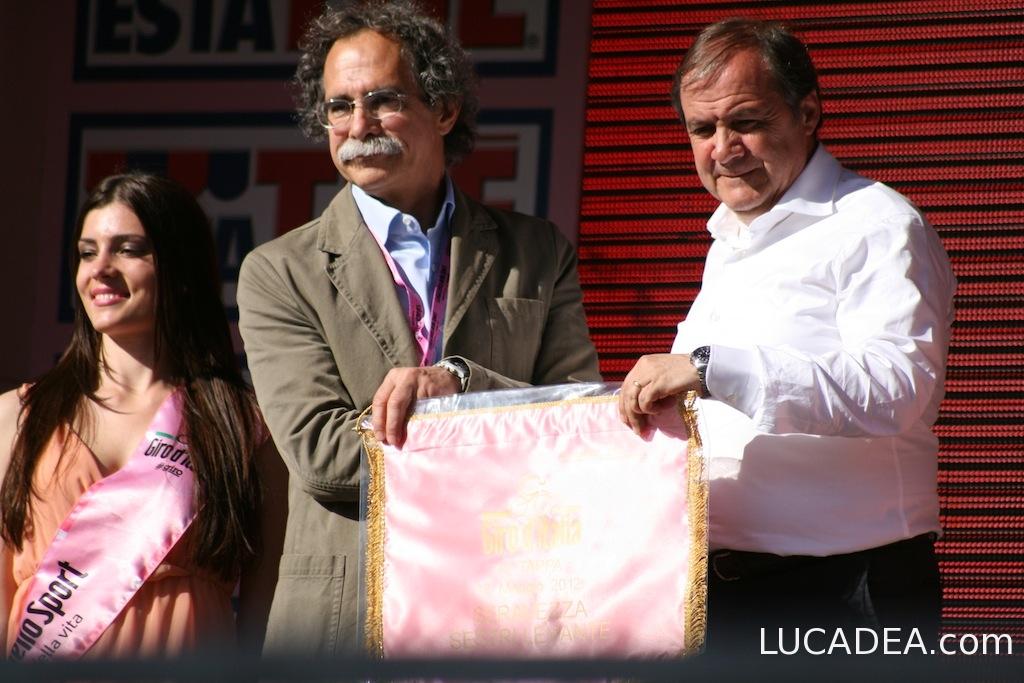 E anche il Giro d'Italia è passato da Sestri (foto)