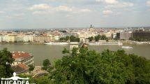 Vista di Budapest (foto)
