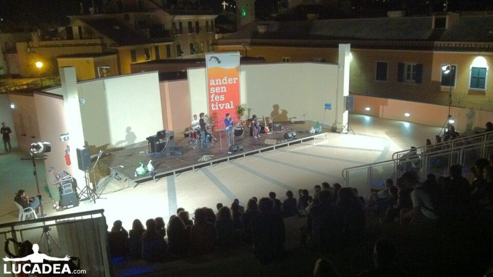 Andersen 2012 e teatro Conchiglia