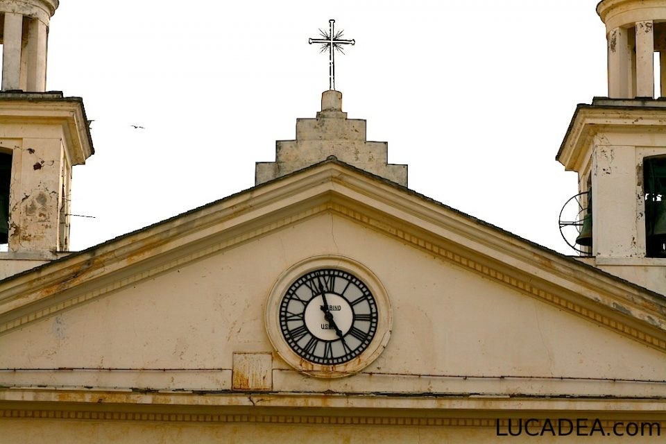 orologio santa maria nazareth