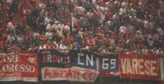 Sampdoria-Varese 2011/2012, andata finale Playoff