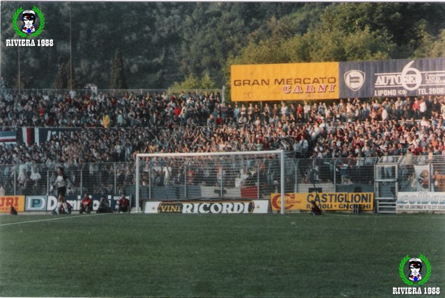 Como-Sampdoria 1985/1986 coppa Italia