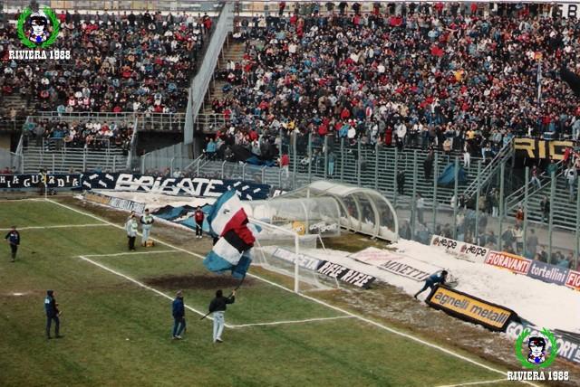 Atalanta-Sampdoria 1986/1987