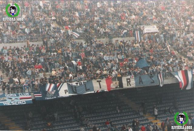 Milan-Sampdoria 1986/1987