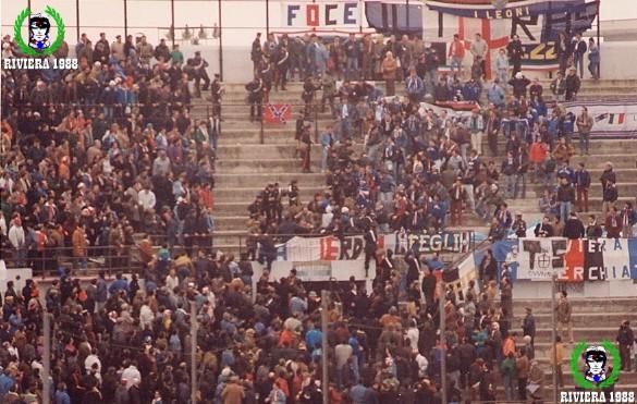 Bari-Sampdoria 1989/1990
