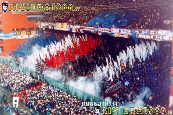 Sampdoria-Genoa 1989/1990