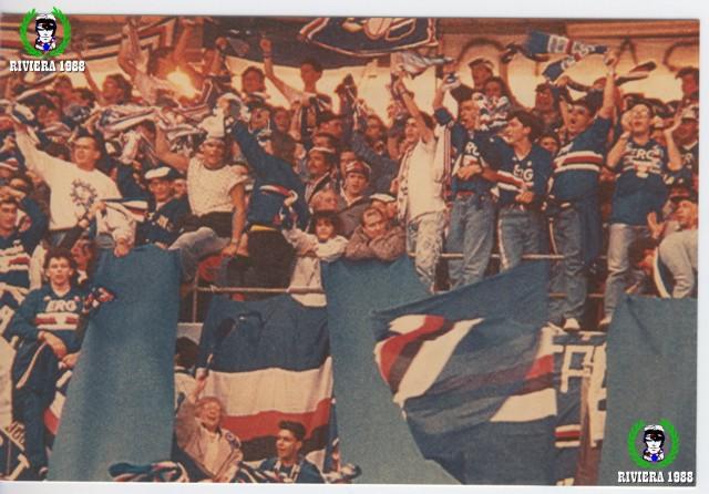 Sampdoria-Anderlecht 1989/1990