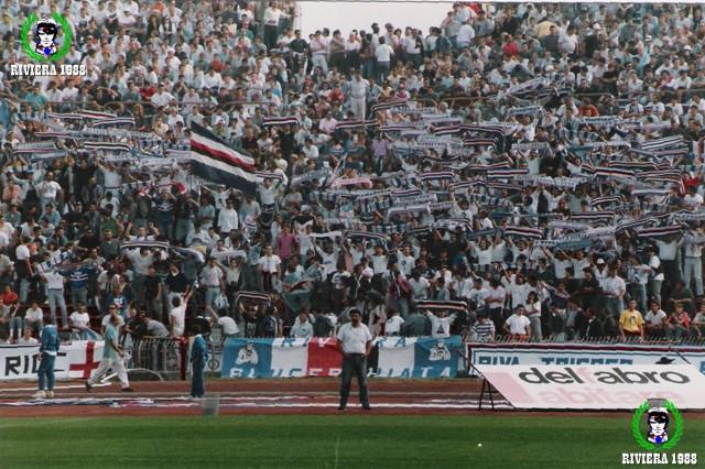 Udinese-Sampdoria 1989/1990