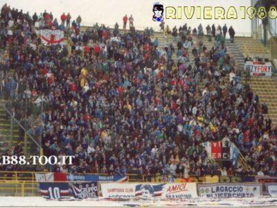 Bologna-Sampdoria 1990/1991