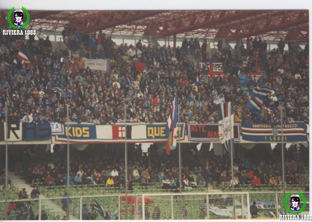 Cesena-Sampdoria 1990/1991