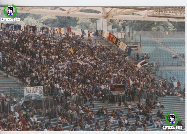 Lazio-Sampdoria 1990/1991