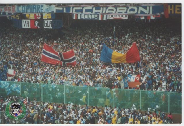 Sampdoria-Genoa 1990/1991