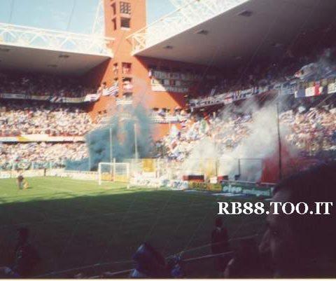 Sampdoria-Lecce 1990/1991