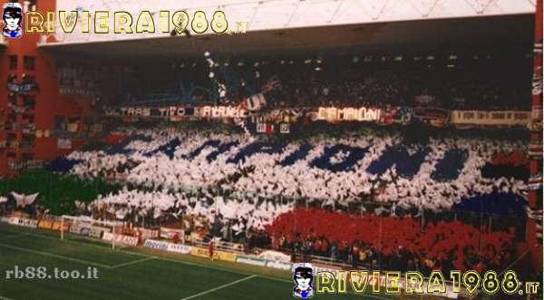 Genoa-Sampdoria 1991/1992