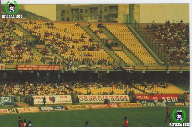 Cagliari-Sampdoria 1991/1992