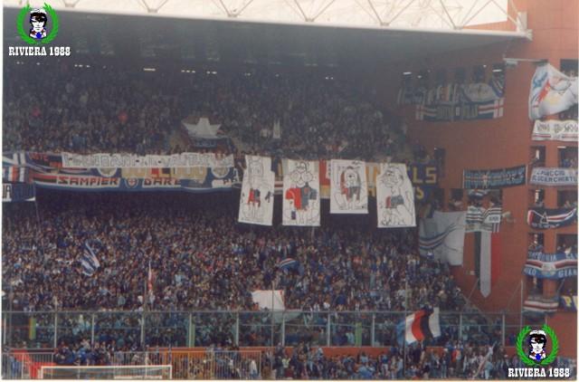 Sampdoria-Genoa 1991/1992