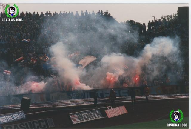 Udinese-Sampdoria 1992/1993