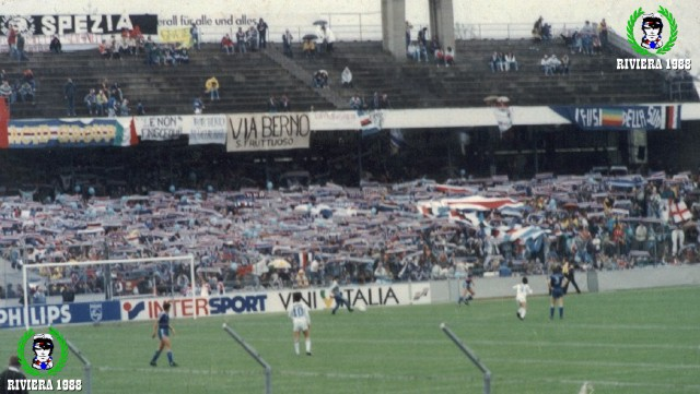 Sampdoria-Barcellona 1988/1989 coppa delle Coppe