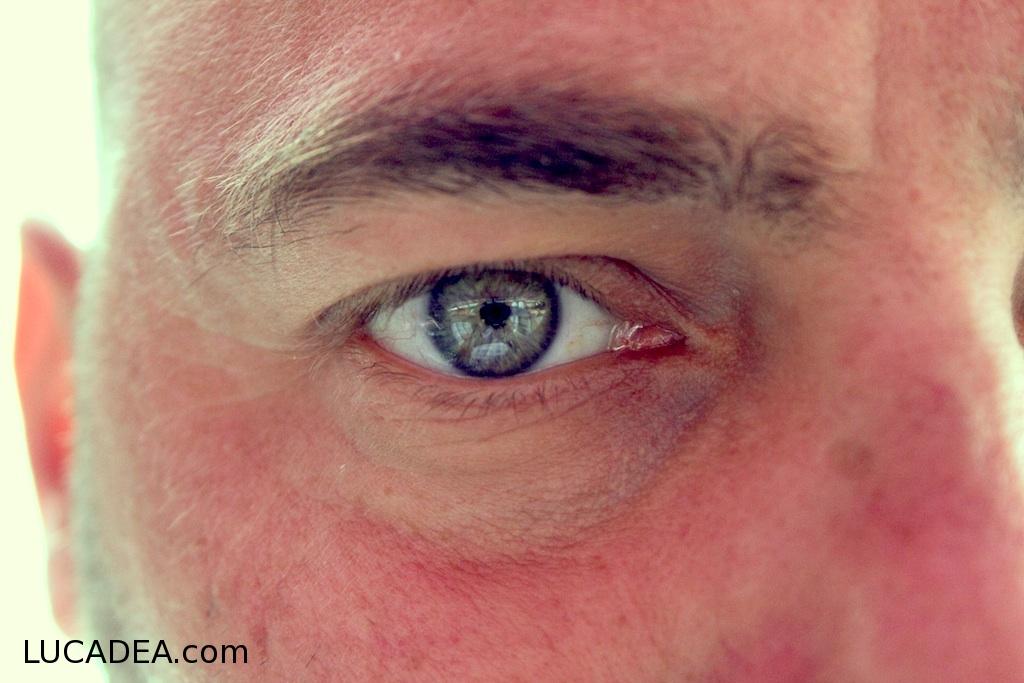 autoscatto occhio