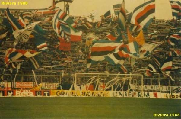sampdoria-dinamo 19881989