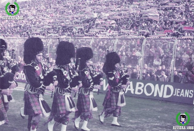 Sampdoria-Juventus 1984/1985