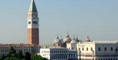 Piazza San Marco vista dalla nave