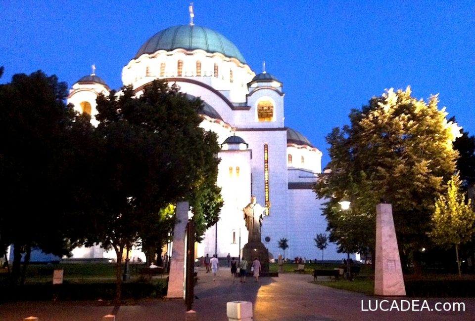 San Sava a Belgrado