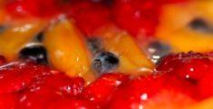Torta di frutta (foto)